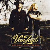 Van Zant album cover